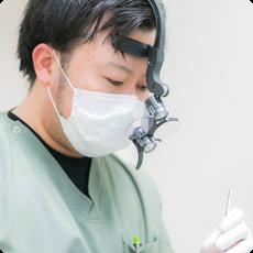 歯周病の小手術